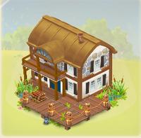 Farmhouse Fishing Style