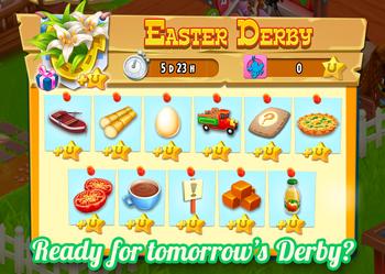 Easter Derby