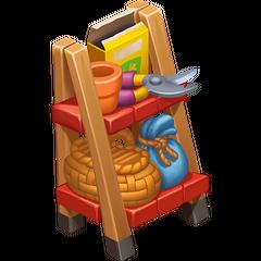 Potting Ladder