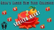 Hay Day-Greg's Lunar New Year Calendar-FREE GIFTS on Greg's farm!!