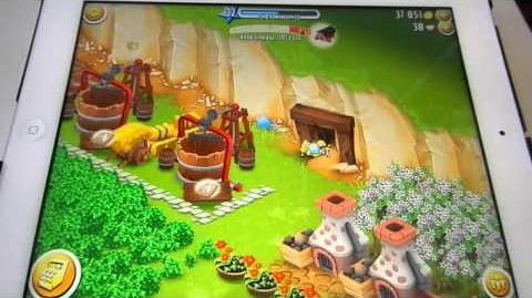 Hay Day mine area