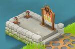 Repaired Dock
