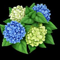 Immagine ortensia hay day wiki fandom - Ortensia blu ...