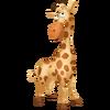 Beige Giraffe