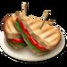 Bacon Toast