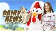 Hay Day Dairy News December 2019 Update! ☃️🎁