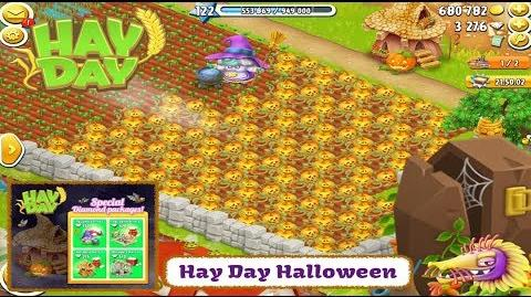 Hay Day Halloween, New Deco Packs, and Prices