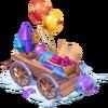 Fireworks Cart
