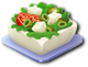 Salade à la Feta