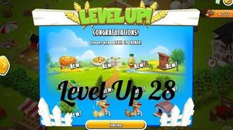 Hay Day Level Up 28