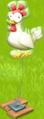 Ballon poule