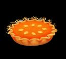 Kürbiskuchen