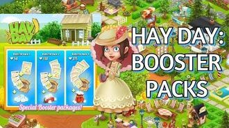 Hay Day Booster Packs