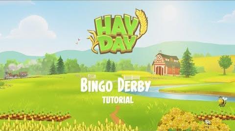 Hay Day The Bingo Derby