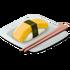 Sushi de huevo