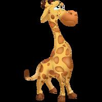 Giraffa Gialla
