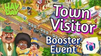 Hay Day Town Visitor Booster Event