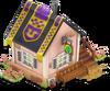 Casa del vecindario