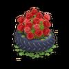 Neumático de rosas