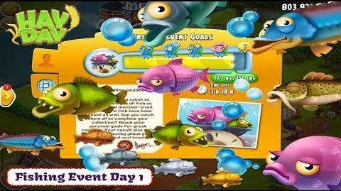 Hay Day Fishing Event - The Platinum Weight Quest