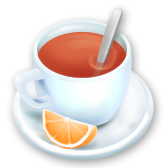 Te all'arancia