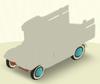 Wheels Two-Tone Teal