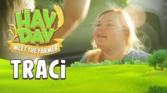 Hay Day Meet the Farmer! S2E3 Traci from Tennessee, USA