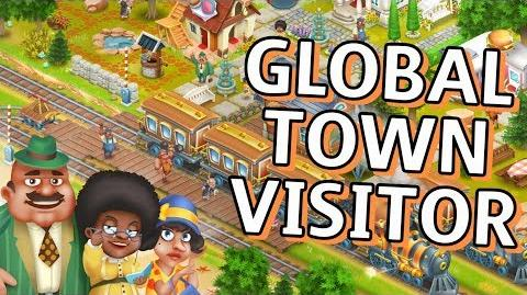 Hay Day Global Town Visitor Event