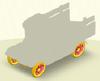 Wheels Fancy Yellow