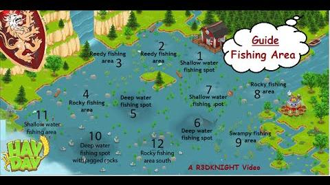 Hay Day - Fishing Area Guide