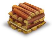 Pila di legna