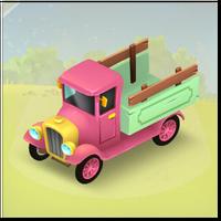 Truck Bubblegum Style