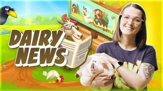 Hay Day Dairy News Valley Quick Guide!