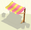 Awning Striped Bright