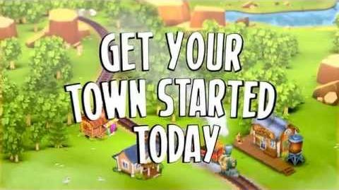 Hay Day Town Update Trailer