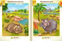 Puzle hipopótamo