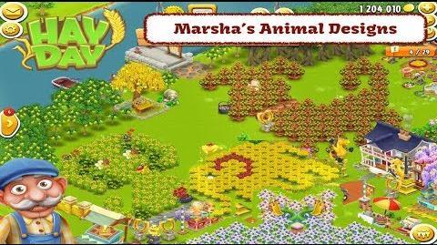Hay Day - Marsha's Animal Designs.