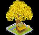 Goldener Baum