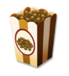 Schoko-Popcorn
