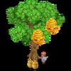 Beehive Tree Stage 2