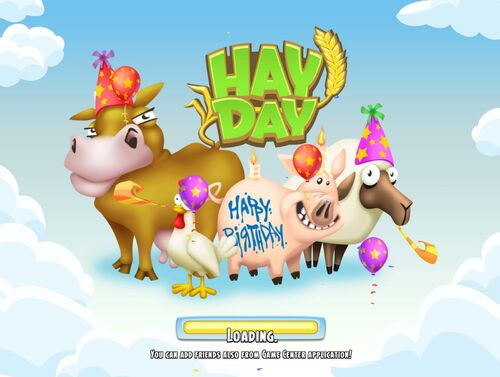 Loading Screen Birthday