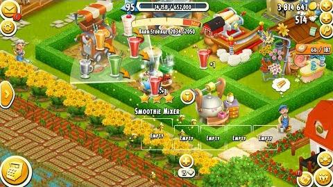 Hay Day Level 95 Episodes 2