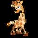 Girafon Beige