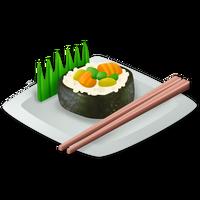 Big Sushi Roll