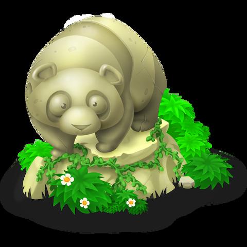 File:Panda Statue.png