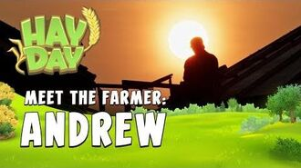 Hay Day Meet the Farmer! Andrew from Indiana, USA