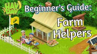 Hay Day Beginner's Guide The Farm Helpers