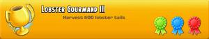 Lobster Gourmand III