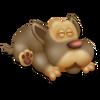 Pinscher Puppy Sleeping