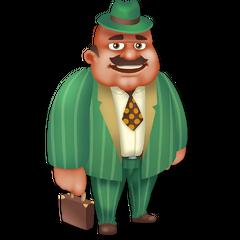 El vendedor